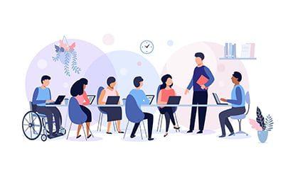 Een inclusieve werkvloer